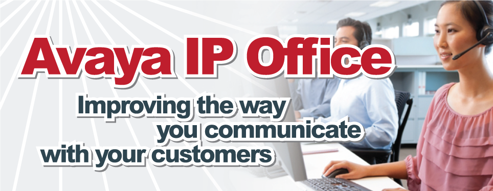 Avaya IP OFfice system
